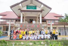 """ละหาน """"ตำบลจัดการคุณภาพชีวิต ชุมชนสร้างสุข ลดเสี่ยงโรคพยาธิใบไม้ตับและมะเร็งท่อน้ำดี ปี 2562"""""""